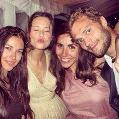 Amelia Warner , Kelly, Beatrice and jamie