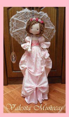 Elena, muñecas hechas a mano.