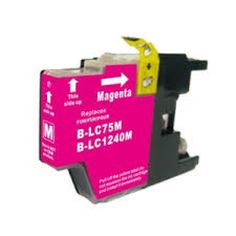 Compatible Magenta Brother LC1240M Ink Cartridge €5.09
