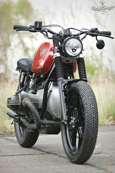 Espiat BMW R80 - RocketGarage - Cafe Racer Magazine