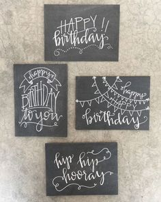 Image result for happy birthday card flourishes