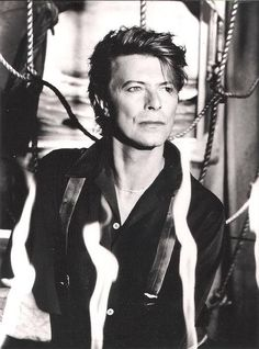 David Bowie. He's amazing.