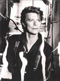 David Bowie. He's amazing.