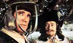 "From the film ""Cromwell"" Richard Harris as Oliver Cromwell and Alec Guiness portrays Charles Historical Tv Series, Historical Fiction Authors, New Movies, Good Movies, Movies And Tv Shows, Movie List, I Movie, Detective Movies, Terry Thomas"