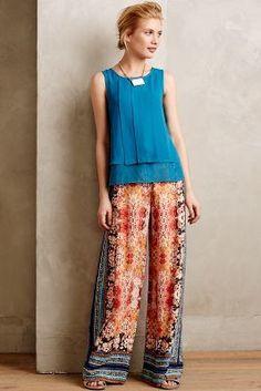 Anthropologie Ranna Gill Samaire Wide-Legs on shopstyle.com