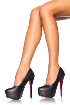 Exclusive Black Pumps Stiletto