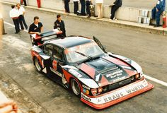 Ford Capri Turbo Zakspeed