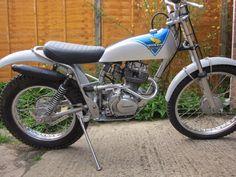Sammy Miller Hi-Boy Honda tl150 Twinshock trials bike. in Cars, Motorcycles & Vehicles, Motorcycles & Scooters, Honda | eBay