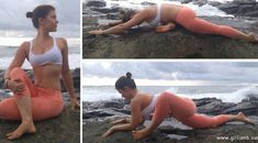 gillianb-sciatica-stretches (Only a few of these work during pregnancy but they do help)