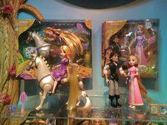 Tangled Before Ever After 2017 Rapunzel & Flinn Rider Doll 2 pck    Rapunzel & Max 2 pck