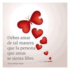 Debes amar...