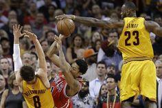 NBA Playoffs 2015: Latest Scores, Round 2 Bracket and Upcoming Schedule - BLEACHER REPORT #NBA, #Playoffs, #Sport