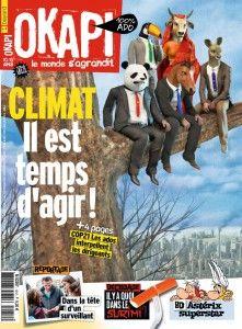Okapi n°1012 - 15 novembre 2015