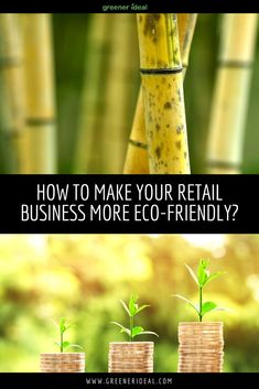 These days, consumers and business owners are far more in-tune with protecting the Earth and its mortal eco-systems. The 'green' movement serves as a planet protecting a campaign that has begun to change the marketplace and the values of consumers. Learn How To Make Your Retail Business More Eco-Friendly. #ecofriendly #Business #retail #retailbusiness #GoGreen #GreenLiving