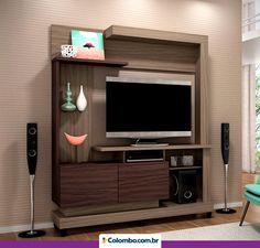 O ambiente perfeito para uma sala de estar: http://www.colombo.com.br/produto/Moveis/Estante-Home-Theater-Fiasini-Dominic-2-Portas?utm_source=Pinterest&utm_medium=Post&utm_content=Estante-Home-Theater-Fiasini-Dominic-2-Portas&utm_campaign=Produto-13jul15