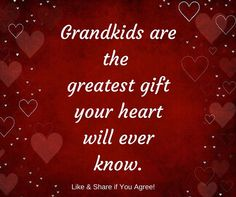 The greatest gift ...