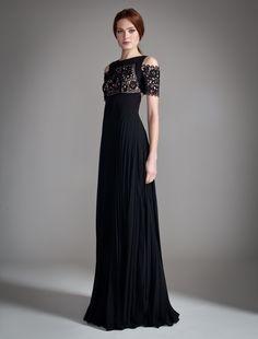 Long Catherine Dress by Temperley London