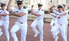 Navy Hunks Do 'Gangnam Style' Sexier Than Psy Himself (VIDEO)