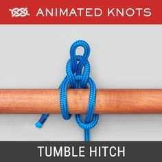 Knots in Alphabetical Order. There are 196 knots listed (animated) and 374 total knots as some knots are known by several names. Select by Activity, Type or Search for Knots. Quick Release Knot, Splicing Rope, Animated Knots, Scout Knots, Hook Knot, Strong Knots, Survival Knots, Best Knots, Knots Guide