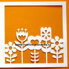 jaro Scroll Saw Patterns, Spring Art, Paper Stars, All Craft, Bookbinding, Paper Cutting, Paper Flowers, Book Art, Stencils