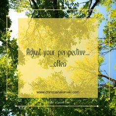 Adjust your perspective... often.  Διόρθωνε την προοπτική σου ... συχνά . . #positivethought #positivenergy #positivevibes #healingenergy #energyhealer #reikihealing #reikiteacher #reikihealer #lawofabundance #spiritualenergy #spiritualhealing #ascension #selfhelp #meditation #reiki #shamballa #channeling #session #seminar #attunement #usui #karuna #archangeliclove #archangels #archangelicreiki #healingmeditation #nature #love #perspective #under_a_sacred_tree