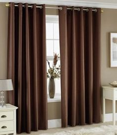 Faux Silk Fully Lined Curtains Pencil Pleat Or Eyelet Ring Top Free Tiebacks Part 38