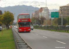 Avenida Kennedy, Las Condes, Santiago, Chile