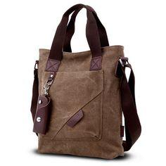 2015 New design men's business Handbags canvas shoulder bag man's Messenger bag brand casual sport bag high quality