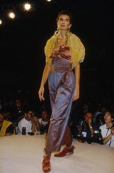 Romeo Gigli circa 1989