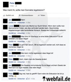 """Interessanter Standpunkt und eine """"gras""""klare Begründung seitens Jan. :D"""