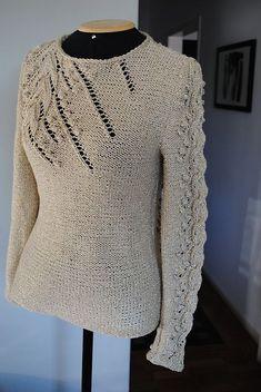 Blusa Precioso pattern by Crestina Consorti #FreePattern