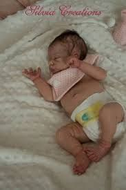 Image result for silvia creations reborn baby dolls