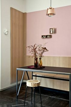 Wandfarbe Altrosa U2013 21 Romantische Ideen Für Ihre Wohnung