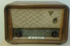 Vintage #radio,  biennophone #valectra ascona 5505 tube #radio, 1956, rare #untest,  View more on the LINK: http://www.zeppy.io/product/gb/2/302209565576/