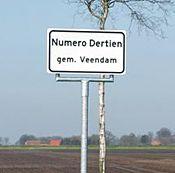 Numero Dertien