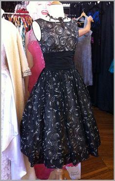 1940-50s dress