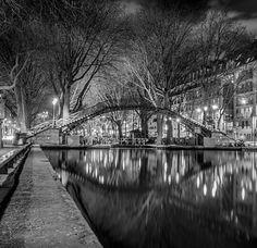 #photo Canal St-Martin #Paris10 #PEAV @Menilmuche @aubordducanal @Merle_teigneux