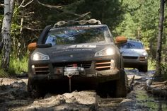 where are the Porsche cayenne expo builds? - Page 13 - Expedition Portal