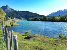 Rio Carrileufu, Villa Lago Rivadavia, Chubut