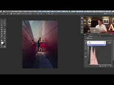 ▶ Using Curves for Color in Photoshop - YouTube