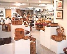 Artistic Wooden Kitchen Store