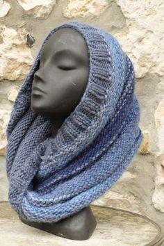 Ce n est pas que le knitting bird soit monomaniaque, mais à force d en  avoir fait pour les autres, il manquait le mien ! J rsq… b9059fd95cd