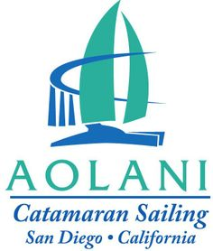 Aolani Catamaran Sailing Logo San Diego, CA http://www.aolani.cc