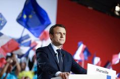 Macron plans for Europe, Brexit and banks but vague on France Environmental Justice, French President, Emmanuel Macron, Ecology, Presidents, Europe, France, How To Plan, Marseille