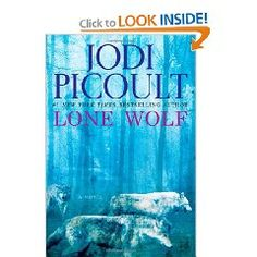 Lone Wolf by Jodi Picoult - see my review here =   http://sharn3960.blogspot.com/2012/02/lone-wolf-by-jodi-picoult.html