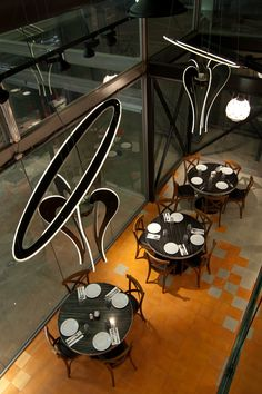 """Nir Portal Architects - Project - Restaurant """"The old man & the sea"""""""
