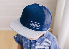 Baby and toddler flat brim hats! Memorial and 4th of July sale - 25% 42c608e7abe