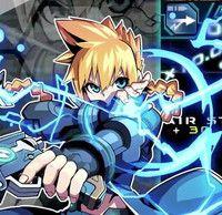"Crunchyroll - ""Azure Striker Gunvolt"" Prepares for PC Release"