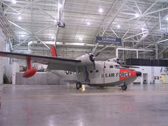 "Strategic Air & Space Museum HU-16B ""Albatross"""