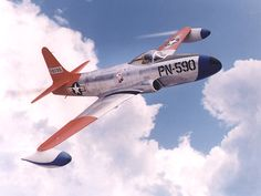 F-80 Shooting Star Fighter